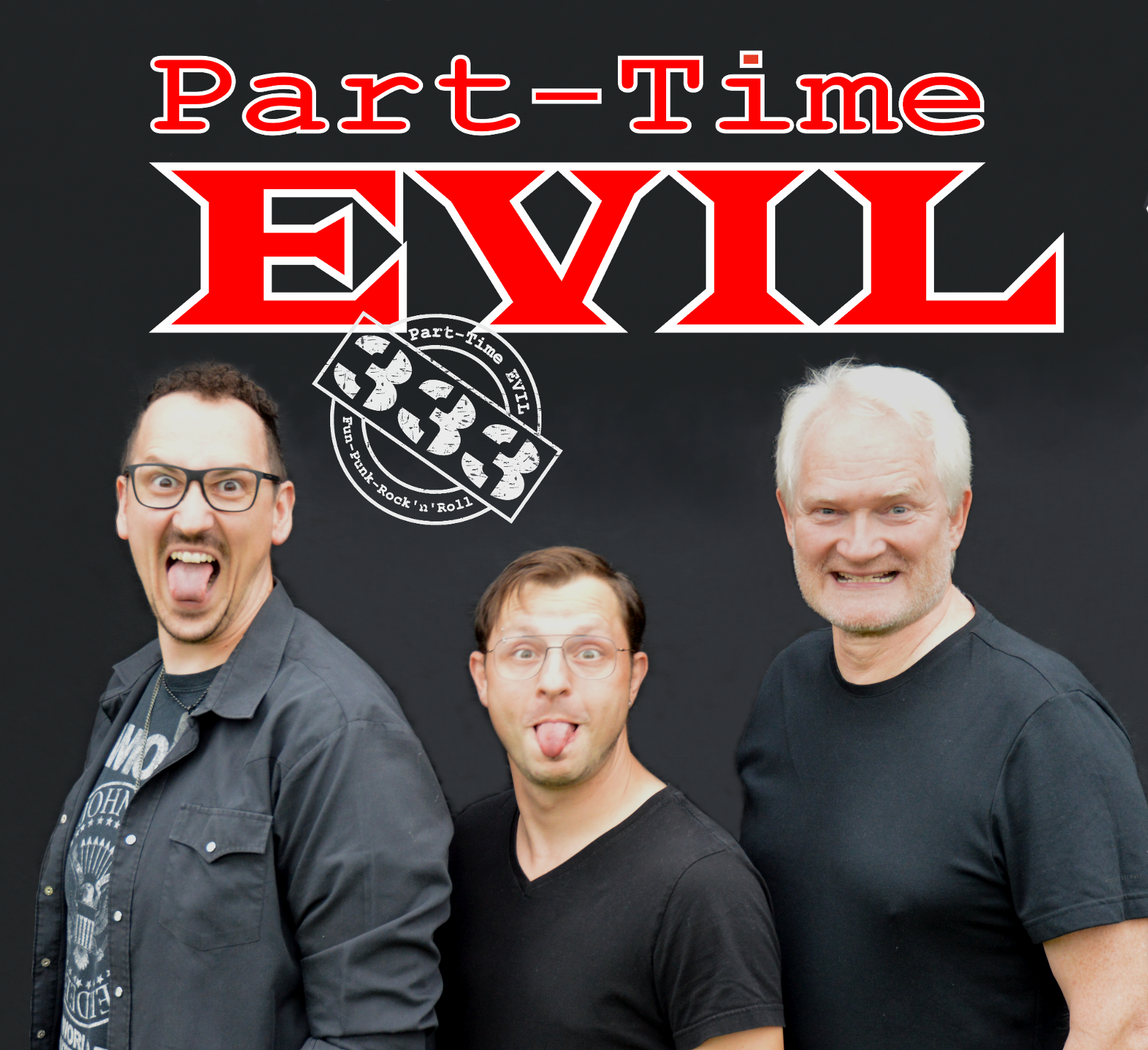 Die Band Part-Time EVIL